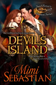 Devil's Island, Pirate Romance, Sea Rover's Passion